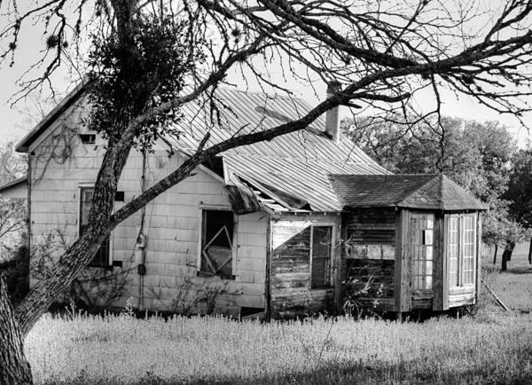 Photograph - The Old Farmhouse  by Sarah Broadmeadow-Thomas