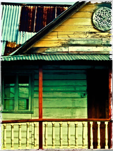 Photograph - The Old House by Daniel Marcion