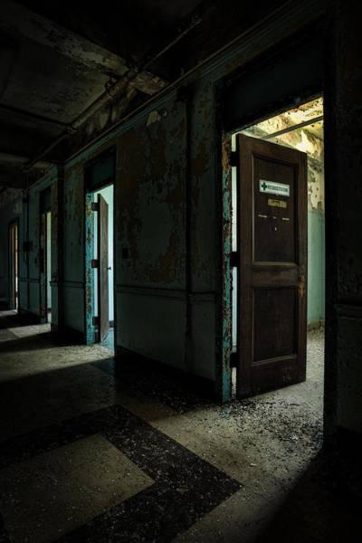 Photograph - The Open Doors by Gary Heller
