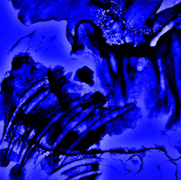 Evolution Mixed Media - The Origins Of Blue by Rory Sagner