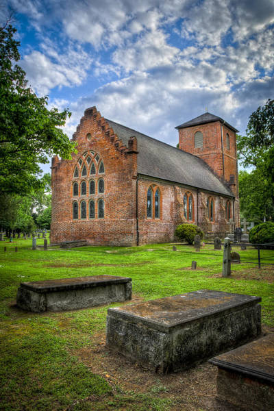 Photograph - The Other Side Of St Lukes by Williams-Cairns Photography LLC