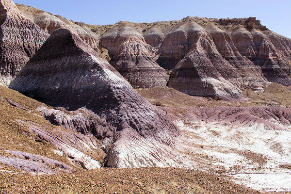 Photograph - The Painted Desert by Adam Jewell