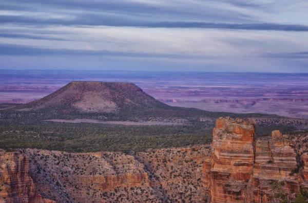 Photograph - The Painted Desert by Tom Singleton