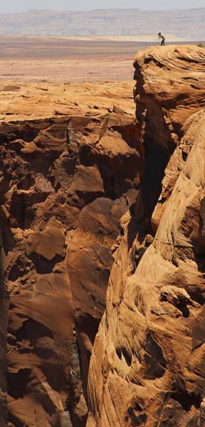 Horseshoe Bend Photograph - The Photographer by Mike McGlothlen