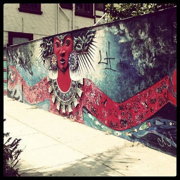 Spiritual Wall Art - Photograph - The Red Priest by Travis  Dutra Magweedo