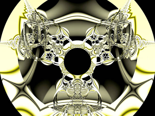 Digital Art - The Ring by Frederic Durville