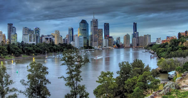 Photograph - The River Commute by Mark Lucey