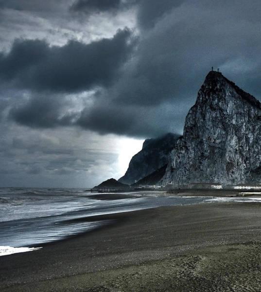 Photograph - The Rock ... by Juergen Weiss