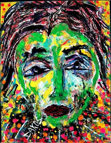 Sax Painting - The Rocker by Darlyne Sax