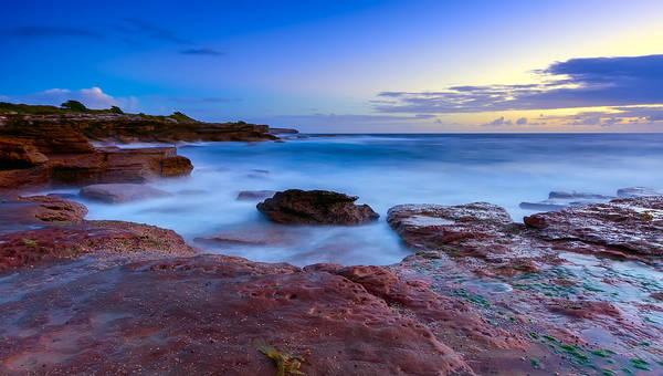 Photograph - The Rocky Coast by Mark Lucey