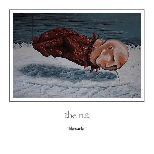 ...the Rut Art Print