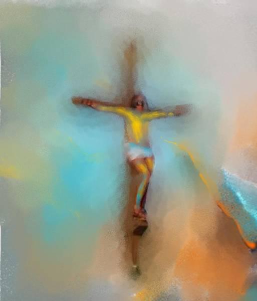 The Savior Art Print