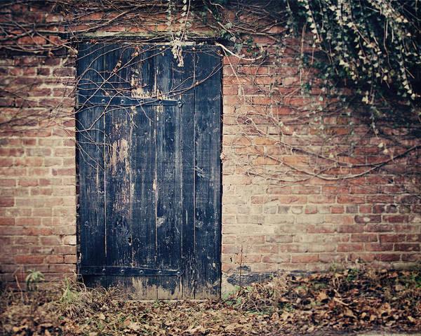 Lisa Russo Wall Art - Photograph - The Secret Door by Lisa Russo
