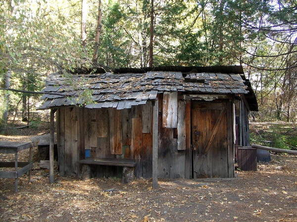 Photograph - The Shack Where Its At by Richard Reeve