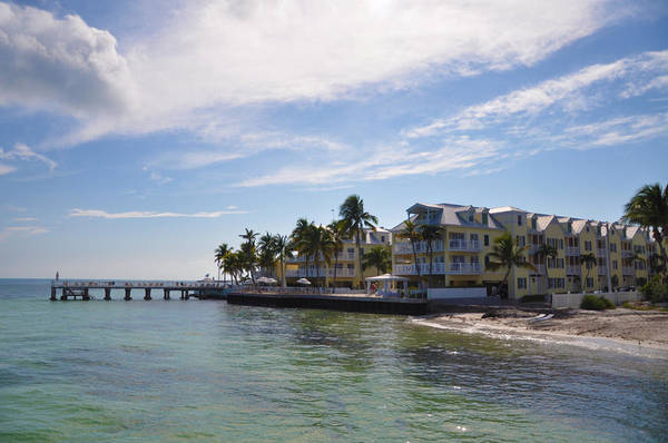 Photograph - The Southernmost On The Beach - Key West by Bill Cannon