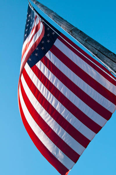 Photograph - The Stars And Stripes by David Patterson