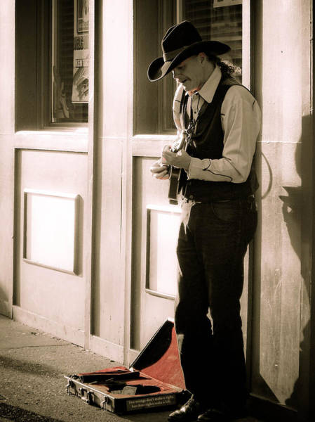 Photograph - The Starving Artist by Trish Tritz