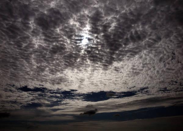 Photograph - The Sun And Clouds  by Dragan Kudjerski