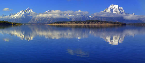 Wall Art - Photograph - The Tetons by Twenty Two North Photography
