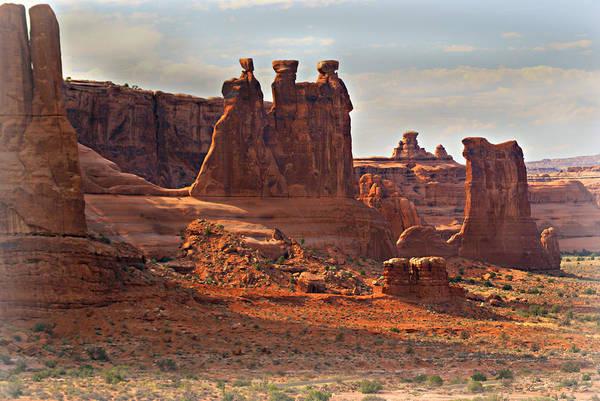 Photograph - The Three Gossips by Marty Koch