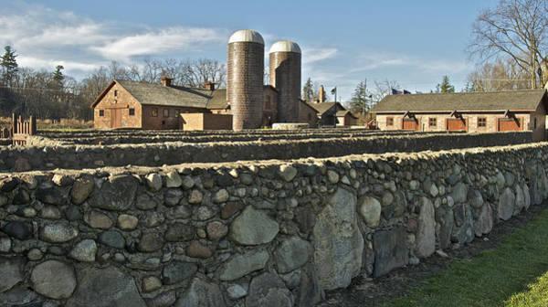 Village Creek Photograph - The Van Hoosen Farm 3526 by Michael Peychich