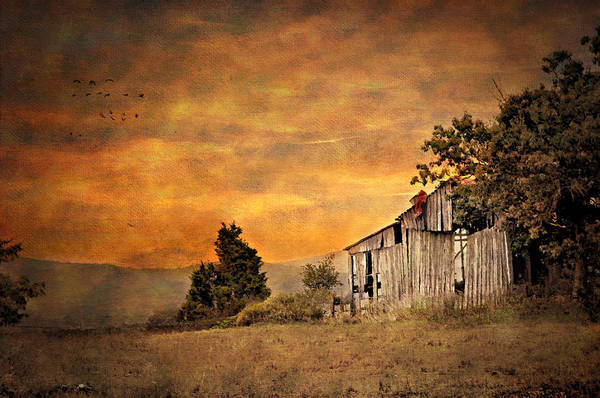 Rockbridge County Photograph - The View From The Road by Kathy Jennings