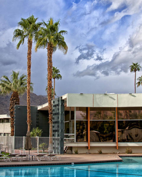 Wall Art - Photograph - The View Palm Springs by William Dey