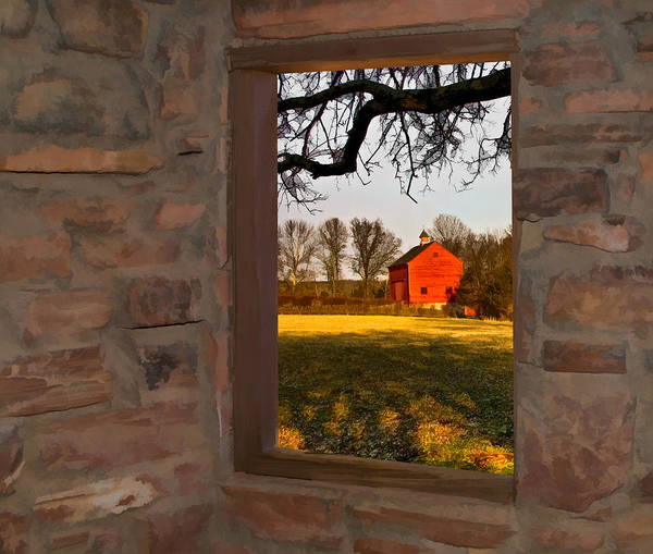 Photograph - The View by Susan Candelario