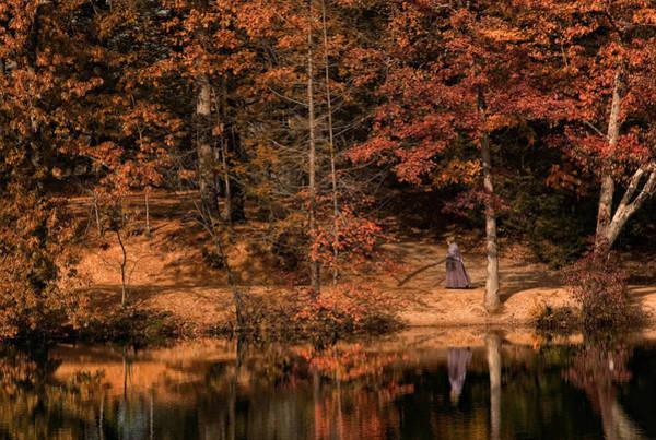 Photograph - The Walk Home 2 by Robin-Lee Vieira