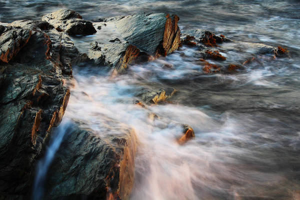 Rock Island Line Photograph - The Wash by Andrew Pacheco