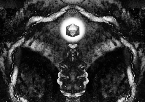 Photograph - Third Eye Visualisation by David Kleinsasser