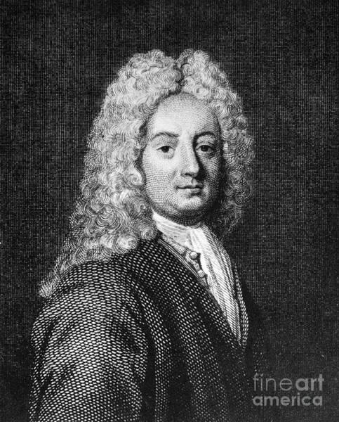 Membership Photograph - Thomas Forster (1675-1738) by Granger