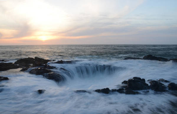 Photograph - Thor's Well by Craig Ratcliffe