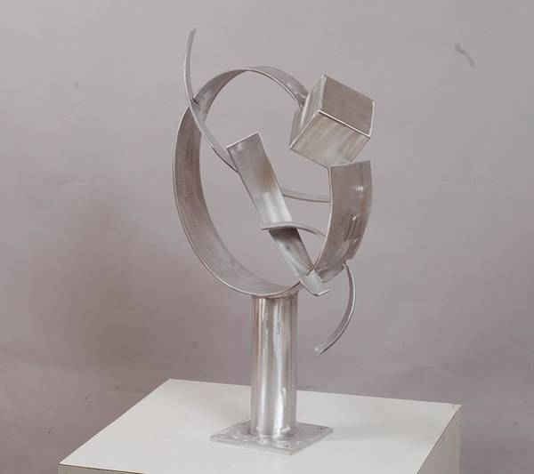 Wall Art - Sculpture - Thought Of Escape by Mac Worthington