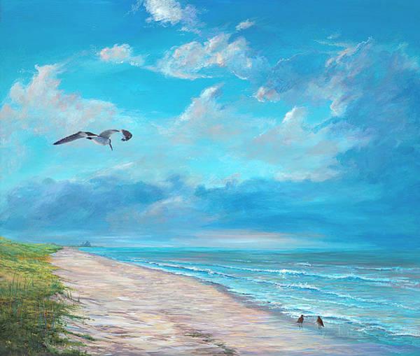 Painting - Three O'clock by AnnaJo Vahle