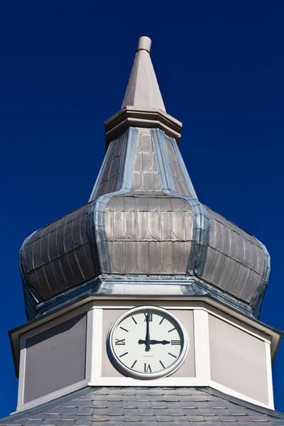 Photograph - Three O'clock In Boerne by Ed Gleichman