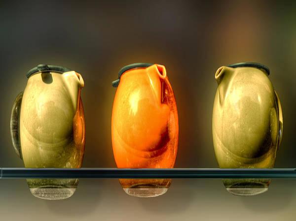 Photograph - Three Tenors by Paul Wear