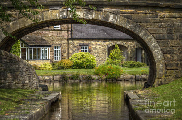 Photograph - Through The Arch... by Clare Bambers