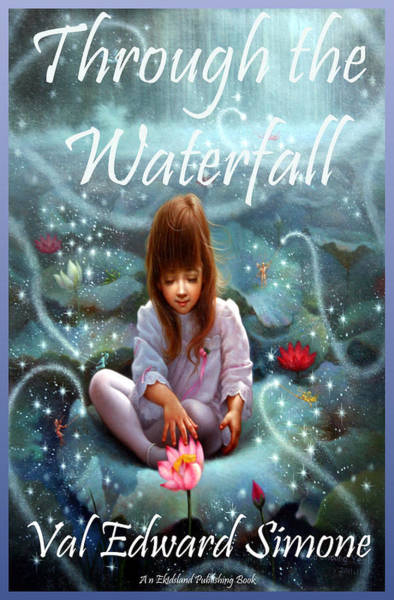 Wall Art - Painting - Through The Waterfall Cover 3 by Yoo Choong Yeul