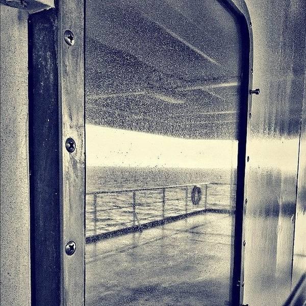 Jesus Photograph - Through The Window by Jesus Muro Razuri