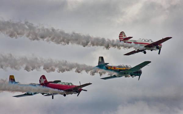 Airshow Photograph - Thunder by Betsy Knapp