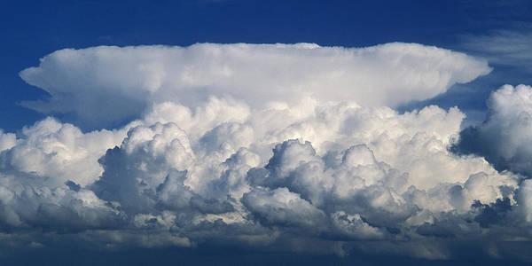 Hammerhead Photograph - Thunder Clouds by Kaj R. Svensson