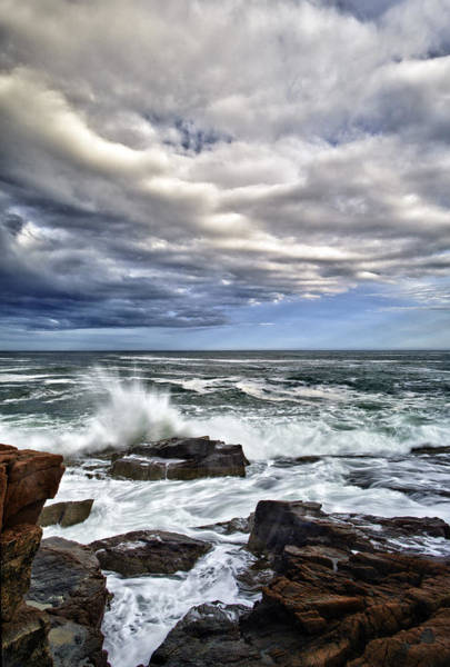 Acadia National Park Wall Art - Photograph - Thunder Hole by Rick Berk