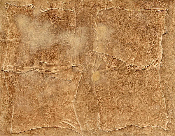 Textura Wall Art - Painting - Tierra 4 by Jorge Berlato