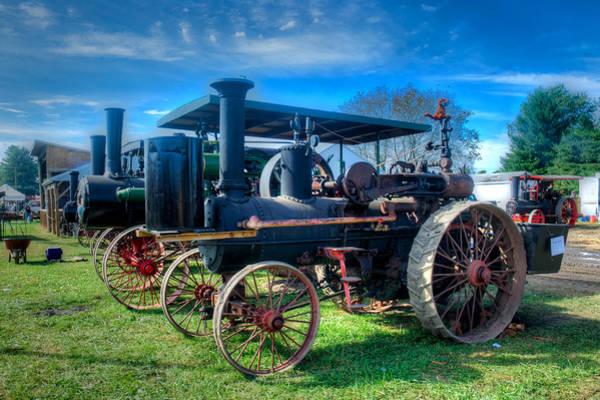 Photograph - Tiggers Engine by Mark Dodd
