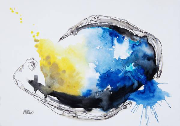 Tara Painting - Tikun by Tara Thelen