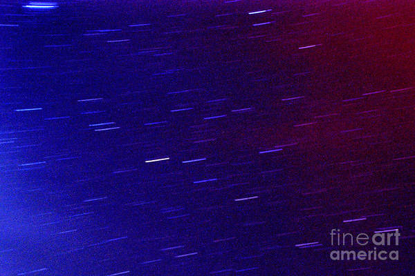 Perseid Wall Art - Photograph - Time And Space by Thomas R Fletcher
