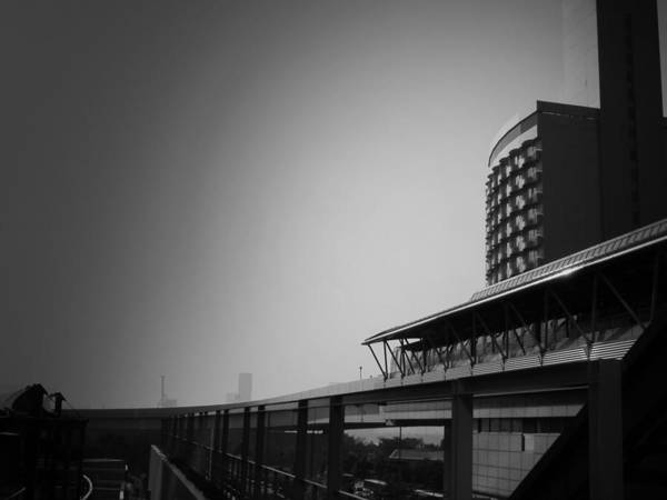 Metro Photograph - Tokyo Metro Station by Naxart Studio