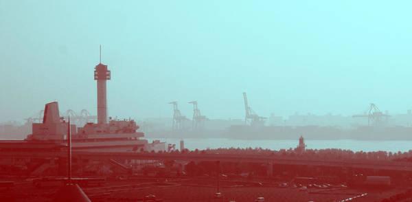 East Asia Photograph - Tokyo Port by Naxart Studio