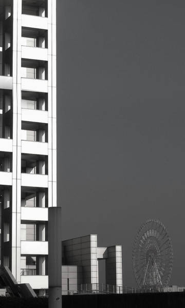 Subway Photograph - Tokyo's Devil's Wheel by Naxart Studio